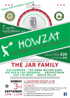 Come and see seven great bands and raise funds for The Great North Air Ambulance