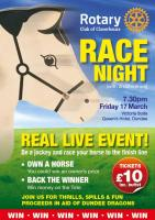 Race Night 17 March 2017