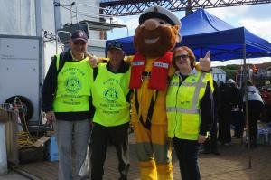 RNLI sponsored walk