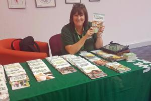 Year of Health & Wellbeing Event @ Oswestry Library - Macmillan Cancer