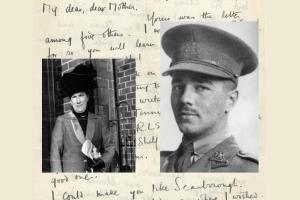 Heritage Open Days - Library Talk 'Susan Owen - Mother of a Wartime Poet' by Dave Andrews