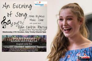 'An Evening of Song' - Rhos Orpheus Male Choir with special guest Elan Catrin Parry