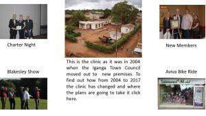 Friends of Iganga - Clinic Build