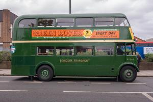 Fellowship & Fundraising Tour by double-decker bus.