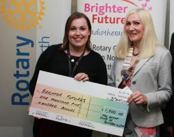 "Brighter Futures ""wins"" one-and-a-half grand at the Rotary Stakes"