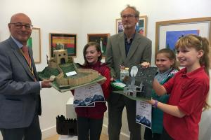 Millicent Kaye Art Competition and Exhibition for Primary Schools 2019 @ Qube