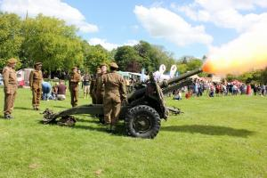 Rotary at Armed Forces Day