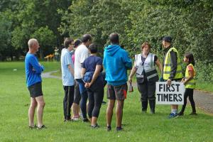 Mary Hignett Bequest Benefits Oswestry parkrun
