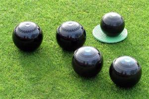First Meeting of Oswestry Rotary Club's Unofficial Bowling Club