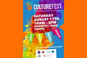 Oswestry CultureFest 2019