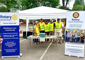 Shortlands Station Fun Day - June 2017