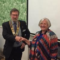 Club Assembly, Swansong and Handover to New President