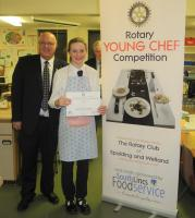 ANNUAL YOUNG CHEF COMPETITON