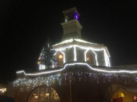 Brampton Christmas Lights Switch On