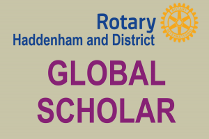 2016: Global Scholars Jonas Richter and Madison Little