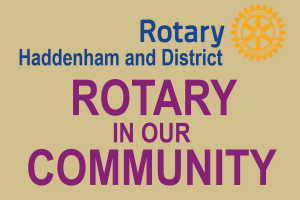 Rotary In Our Community