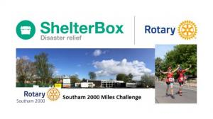 2000 MIles for Rotary 2000