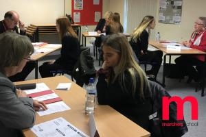 Mock Interviews @ The Marches Academy