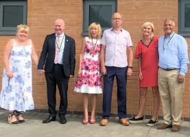 Burton Rotary Club Awards