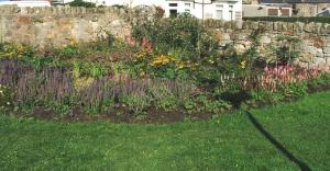 Rotary Centenary Flower Bed