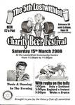 2008 (5th) Beer Festival Programme