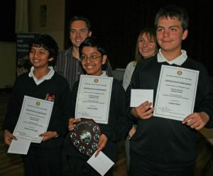 Cambridge Rotary Youth Speaks for years 7-9
