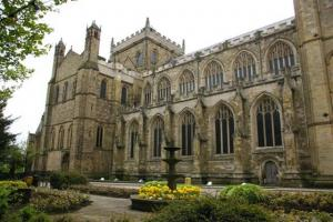 Visit to Ripon Cathedral