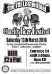 2010 (7th) Beer Festival Programme