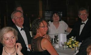 44th Charter Dinner - Selwyn College, 7.00 for 7.30