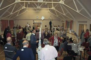 Whitminster social evening