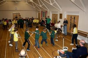 Childrens Games Evening : Whitminster Village Hall