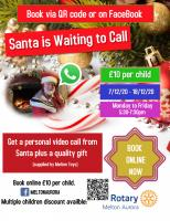 Virtual Santa Grotto
