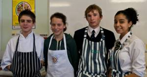 2013 Young Chef District Final