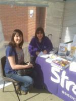 Blood Pressure Testing with the Stroke Association