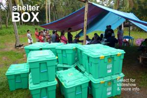 ShelterBOX  2014