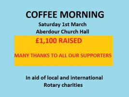 Coffee Morning - March 2014