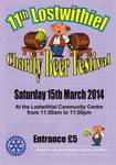 2014 (11th) Beer Festival Programme