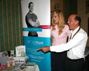Brainstrust (Brain Cancer Charity) Presentation By Frances Milburn