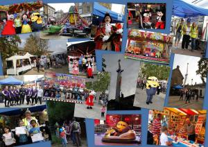St Bartholomew's Street Fair 4th & 5th September 2015
