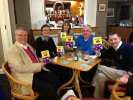 28th Feb 2014 - Cambuslang team comes second at Rutherglen Quiz night