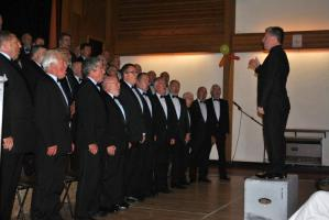 Treorchy Male Choir comes to Knighton