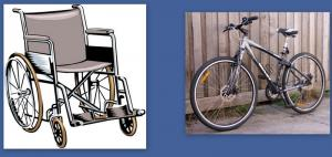 Appeal for unwanted bikes and wheelchairs