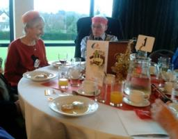 Christmas Lunch - Dec 2014