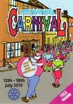2015 Carnival Programme delivered to every home in Lostwithiel during the weeks leading up to the 2015 Lostwithiel Carnival