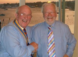 6:30pm for 7:00pm - Formal Swansong Dinner at Bembridge Sailing Club