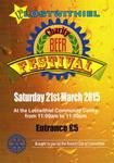 2015 (12th) Beer Festival Programme