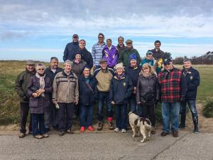 Beach Clean La Saline March 2015