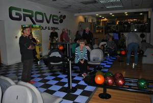 Steak and Bowls evening at the Grove