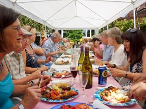 Pinner Rotary Barbecue