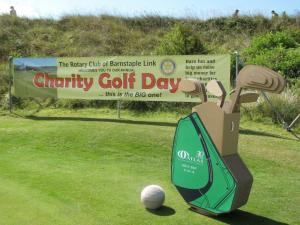 BARNSTAPLE LINK ROTARY GOLF DAY